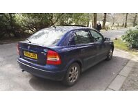 very good condition Vauxhall astra 1.6