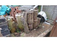 Amount of logs