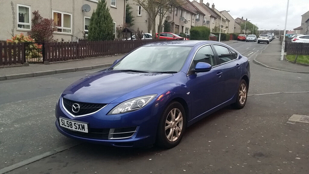 mazda 6 2008 quick sale in dunfermline fife gumtree. Black Bedroom Furniture Sets. Home Design Ideas