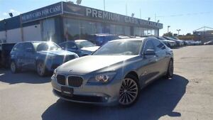 2011 BMW 7 Series xDrive, Exec, Soft Close, Ext Leather..