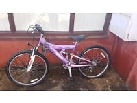 Girls bike for sale £35