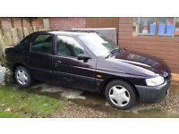 Ford Escort 1.6 EFI.. WILL BREAK FOR SPARES if enough people interested