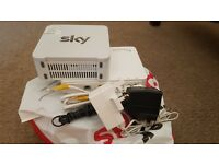 Sky router hub £10