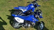 2011 Yamaha TT-R50E and PW 80 Bacchus Marsh Moorabool Area Preview