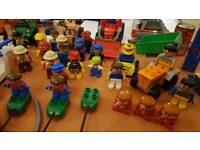 Large collection of Lego Duplo