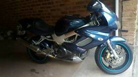 Honda VTR 1000 Motorbike