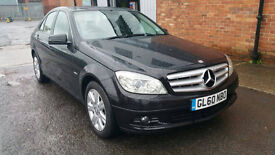 Mercedes-Benz C Class 1.8 C180 BlueEFFICIENCY SE (Executive Pack) 4dr