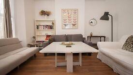 4 DOUBLE BEDROOM HOUSE + 2 BATH HACKNEY, FURNISHED, GARDEN, PARKING, EAST LONDON, HOMERTON, E5