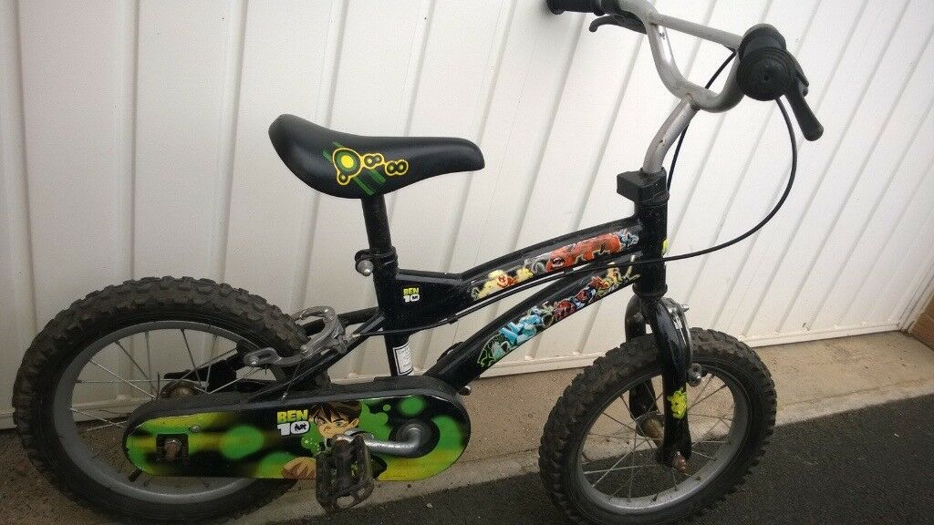 ben 10 stabiliser free bike in newcastle tyne and wear gumtree