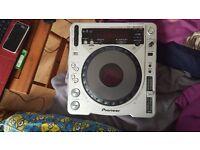 pioneer cdj 800 mk2 great condition