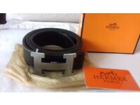 Herms belt brand new in box