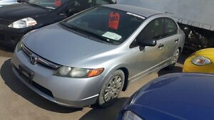 2006 Honda Civic - CERTIFIED & EMISSIONS TESTED