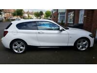 2014 BMW MSPORT 1 series low mileage