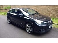 vauxhall astra sri xp 1.8 petrol manual 2009 09 plate