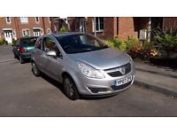 Vauxhall Corsa, 1.2 Petrol, Next MOT on 05/18, Good condition inside out!