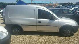 AUTOMATIC VAUXHALL COMBO 1.3 DIESEL