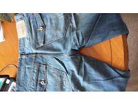mens 34L Cherokee Jeans