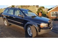 VOLVO XC90 D SE AWD, 7 SEATER AUTO ***ONLY 89,000 MILES****