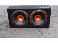 For sale subwoofer edge