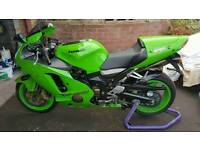Zx12r 2005 55 plate 1 owner low mileage px possible