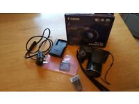 Canon Powershot SX420 20MP 42x Zoom Bridge Camera in Excellent condition