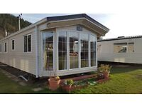 Luxury Modern 6 Berth Static Caravan for Hire in Scottish Borders (Photos to follow)