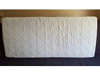 EXCELLENT CONDITION IKEA POCKET SPRING MATTRESS FOR JUNIOR BED
