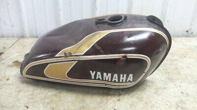77 Yamaha XS500 XS 500 TX500 Gas Fuel Petrol Tank