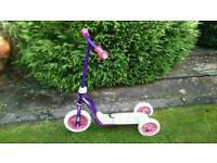 Girls scooter for 2 to 5 yrs old