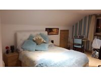 Large bedroom with full 6 mtr wardrobe for storing clothes. Well worth viewing. Quiet location