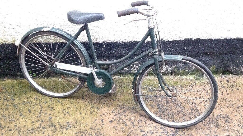 Ladies / girls Rudge Vintage bicycle