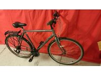 """Ridgeback Speed 21"""" bike for sale. 21 gears"""