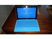 Surface 3 Tablet with added keyboard