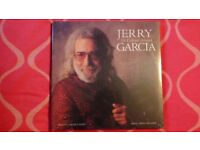 JERRY GARCIA THE COLLECTED ARTWORK SOFTBACK SEALED