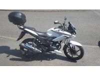 Honda CBF125 - Excellent Condition - Low Mileage (5661) - 1 year MOT