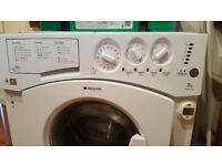 INTEGRATED Hotpoint washing machine INTEGRATED Indesit fridge-freezer sale