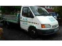 Ford transit 1996 recovery truck lwb