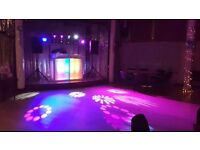 Headlights Mobile Disco DJ hire, Leicestershire