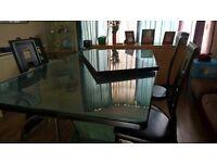 ALF Premium ltalian dining table 6/8 seater