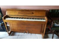 Kemble piano in great condition, needs tuning