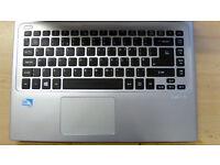 Acer Aspire v5-431 series - Intel Pentium 2117U(compering CPU Core i5 3337U) (multi-touch screen)