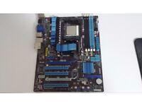 Asus M4A785TD-V EVO motherboard + AMD Athlon II Triple Core CPU