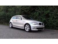 BMW 1SERIES 118D SPORT DIESEL 5 DOOR