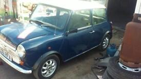 Classic mini offers welcome swaps