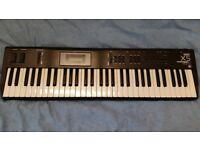 Korg X5 Synthesizer Synth Keyboard