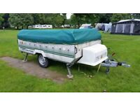 CONWAY COUNTRYMAN TRAILER TENT £650