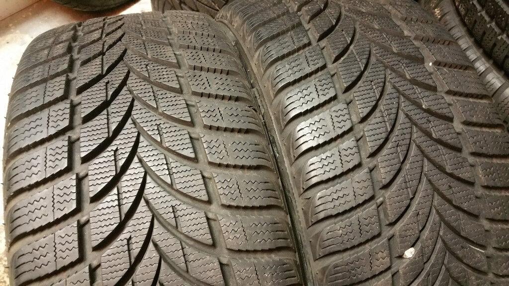 225 45 17 94V 2 x tyres MAXXIS Presa Snow