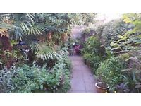 Fully refurbished 1 BEDROOM CITY CENTRE flat. Perfect walled garden security.