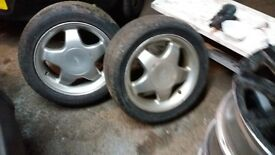 rs 2000 wheels and tyres 15""