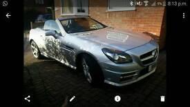 Mercedes 350 slk